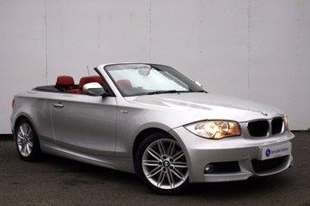 2010 BMW 1 SERIES 2.0 120D M SPORT 2d 175 BHP £9990.00