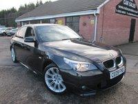 2009 BMW 5 SERIES 520D M SPORT 4 dr £6990.00