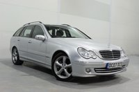 USED 2007 07 MERCEDES-BENZ C CLASS 2.1 C220 CDI ELEGANCE SE 5d AUTO 148 BHP LEATHER | FULL SERVICE HISTORY | CRUISE