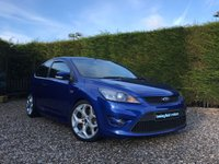 USED 2008 58 FORD FOCUS 2.5 ST-3 320 BHP