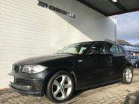 USED 2010 60 BMW 1 SERIES 2.0 116D SPORT 5d 114 BHP