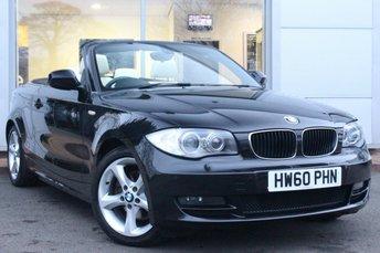 2011 BMW 1 SERIES 2.0 120I SPORT 2d 170BHP £8500.00