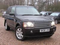 USED 2008 08 LAND ROVER RANGE ROVER 3.6 TD V8 Vogue 5dr + PART EXCHANGE TO CLEAR +