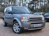 USED 2009 09 LAND ROVER DISCOVERY 2.7 TD V6 GS 5dr + FULL SERVICE HISTORY +