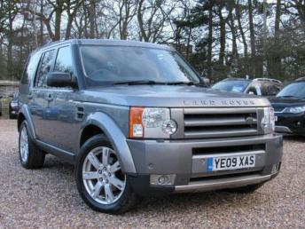 2009 LAND ROVER DISCOVERY 2.7 TD V6 GS 5dr £10950.00