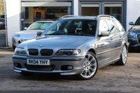 2004 BMW 3 SERIES 330D SPORT TOURING 5d 202 BHP ESTATE AUTO £4490.00