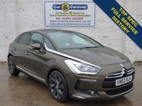 USED 2013 63 CITROEN DS5 2.0 HDI DSPORT 5d AUTO 161 BHP Full Service History Top Spec 0% Deposit Finance Available