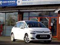 USED 2015 15 CITROEN C4 PICASSO 1.6 HDi VTR PLUS 5dr  *ONLY 9.9% APR with FREE Servicing*