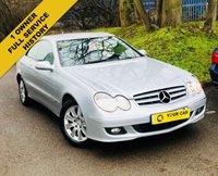 2006 MERCEDES-BENZ CLK 2.1 CLK220 CDI ELEGANCE 2d AUTO 148 BHP £3500.00