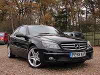 USED 2008 58 MERCEDES-BENZ CLC CLASS 2.5 CLC230 Sport 7G-Tronic 2dr + NOW SOLD +