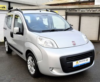 View our FIAT QUBO