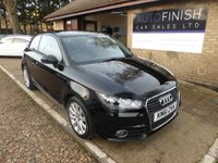 2012 AUDI A1 1.6 TDI SPORT 3d 103 BHP £7495.00