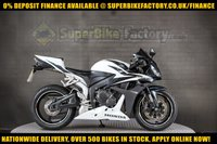 USED 2007 57 HONDA CBR600RR 600CC 0% DEPOSIT FINANCE AVAILABLE GOOD & BAD CREDIT ACCEPTED, OVER 500+ BIKES IN STOCK
