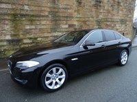 2011 BMW 5 SERIES 2.0 520D SE 4d AUTO 181 BHP £12000.00