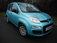 USED 2015 64 FIAT PANDA 1.2 EASY 5d 69 BHP * 1 OWNER, ONLY 8.000 MILES*