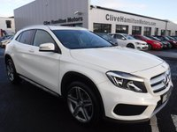 USED 2017 66 MERCEDES-BENZ GLA-CLASS 2.1 GLA 200 D AMG LINE 5d AUTO 134 BHP