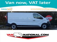 2015 VAUXHALL VIVARO 1.6 2900 L2 H1 CDTI PANEL VAN 115 BHP (ONE OWNER NEW SHAPE) £8490.00