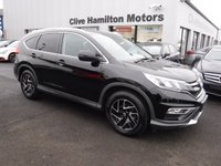 USED 2016 66 HONDA CR-V 1.6 I-DTEC SE PLUS 5d 118 BHP