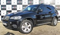 USED 2012 12 BMW X5 3.0 XDRIVE30D SE 5d AUTO 241 BHP