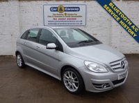 USED 2009 09 MERCEDES-BENZ B CLASS 1.5 B160 SPORT 5d AUTO 95 BHP Service History Bluetooth A/C 0% Deposit Finance Available