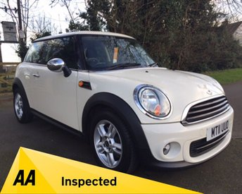 View our MINI HATCH FIRST