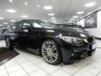 2016 BMW 4 SERIES 420D M SPORT 190 BHP £18450.00