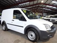 2012 FORD TRANSIT CONNECT 1.8 T200 LR 75 BHP-FULL DEALER SERVICE HISTORY £4995.00