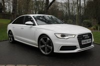 USED 2012 62 AUDI A6 3.0 TDI QUATTRO S LINE 4d AUTO 245 BHP Bi Xenon Headlights - Heated Seats