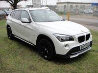 2010 BMW X1 2.0 SDRIVE20D SE 5d AUTO 174 BHP £6995.00