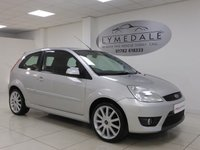 USED 2005 05 FORD FIESTA 2.0 ST 3d 148 BHP A Rare Thing, Full Service History, Half Leather