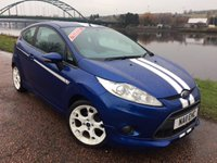2011 FORD FIESTA 1.6 S1600 3d 132 BHP £SOLD