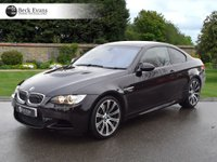 USED 2008 58 BMW M3 4.0 M3 2d AUTO 414 BHP LOW MILEAGE 2 OWNERS