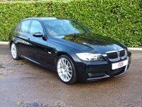 2008 BMW 3 SERIES 2.0 320I EDITION M SPORT 4d 168 BHP £5475.00