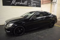 USED 2011 61 MERCEDES-BENZ C CLASS 2.1 C250 CDI BLUEEFFICIENCY AMG SPORT 2d AUTO 204 BHP