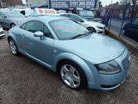 USED 2001 P AUDI TT 1.8 QUATTRO 3d 221 BHP BLACK LEATHER, ALLOYS,CD DAB RADIO, VERY CLEAN CAR