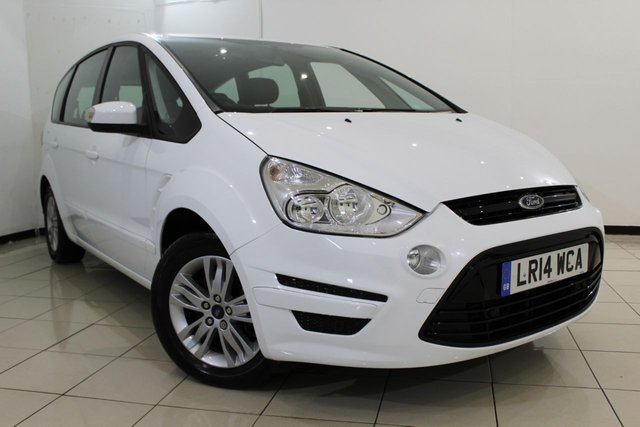 View our 2014 14 FORD S-MAX 1.6 ZETEC TDCI S/S 5DR 115 BHP