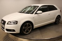 USED 2012 AUDI A3 2.0 TDI QUATTRO S LINE SPECIAL EDITION 3d 168 BHP