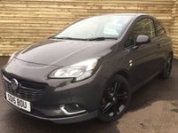 2015 VAUXHALL CORSA 1.2 LIMITED EDITION 3d 1 OWNER  £6999.00