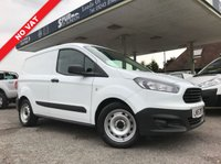 USED 2015 15 FORD TRANSIT COURIER 1.5 BASE TDCI 1d 74 BHP NO VAT, Low Mileage, Competitive Finance Available.