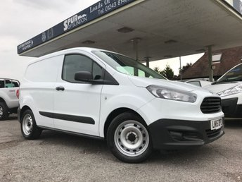 2015 FORD TRANSIT COURIER 1.5 BASE TDCI 1d 74 BHP £7995.00