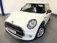 2014 MINI HATCH ONE 1.5 ONE D 3d 94 BHP £7990.00