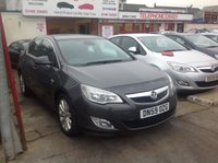 USED 2010 59 VAUXHALL ASTRA 1.6 SE 5d 113 BHP Great value Astra, not to be missed.