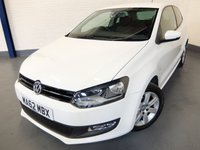 USED 2012 62 VOLKSWAGEN POLO 1.2 MATCH TDI 3d 74 BHP