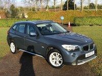 2012 BMW X1 2.0 XDRIVE18D SE 5d 141 BHP Full BMW History MOT 01/19, Recent Service £8849.00