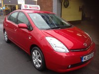 USED 2009 09 TOYOTA PRIUS 1.5 T SPIRIT VVT-I  AUTOMATIC One Owner....FSH....8 Stamps