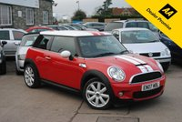 2007 MINI HATCH COOPER 1.6 COOPER S 3d 172 BHP £4575.00
