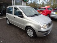 USED 2007 56 FIAT PANDA 1.2 DYNAMIC 5d 59 BHP Low Mileage, Service History, Two Previous Owners, MOT until June 2018 (no advisories), Low Insurance Group!