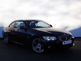 2011 BMW 3 SERIES 3.0 330D M SPORT 2d AUTO 242 BHP £12995.00