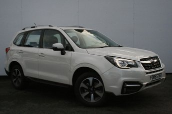2017 SUBARU FORESTER 2.0i (150ps) 4X4 XE Station Wagon 5d 1995cc £24995.00
