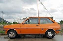 USED 1981 FORD FIESTA 1.1 L 3d 49 BHP
